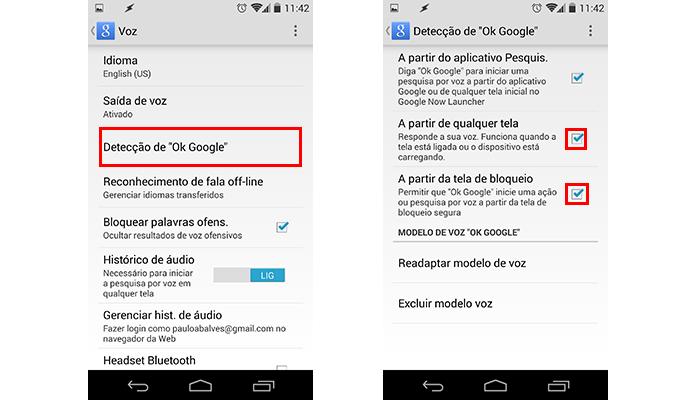 Como ativar o comando ok google em qualquer tela no android ative o reconhecimento de voz em qualquer tela at na de bloqueio foto stopboris Images