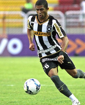 Junior Cesar, Botafogo X sport (Foto: Vitor Silva / SSpress)