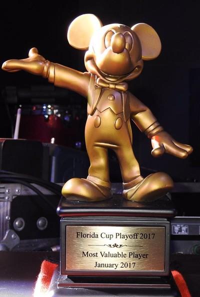 Troféu Florida Cup 2017 (Foto: Fred Gomes)