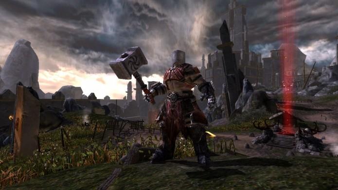 Ascend: Hand of Kul permite que a aparência do avatar seja totalmente personalizada (Foto: Divulgação/Signal Studios)