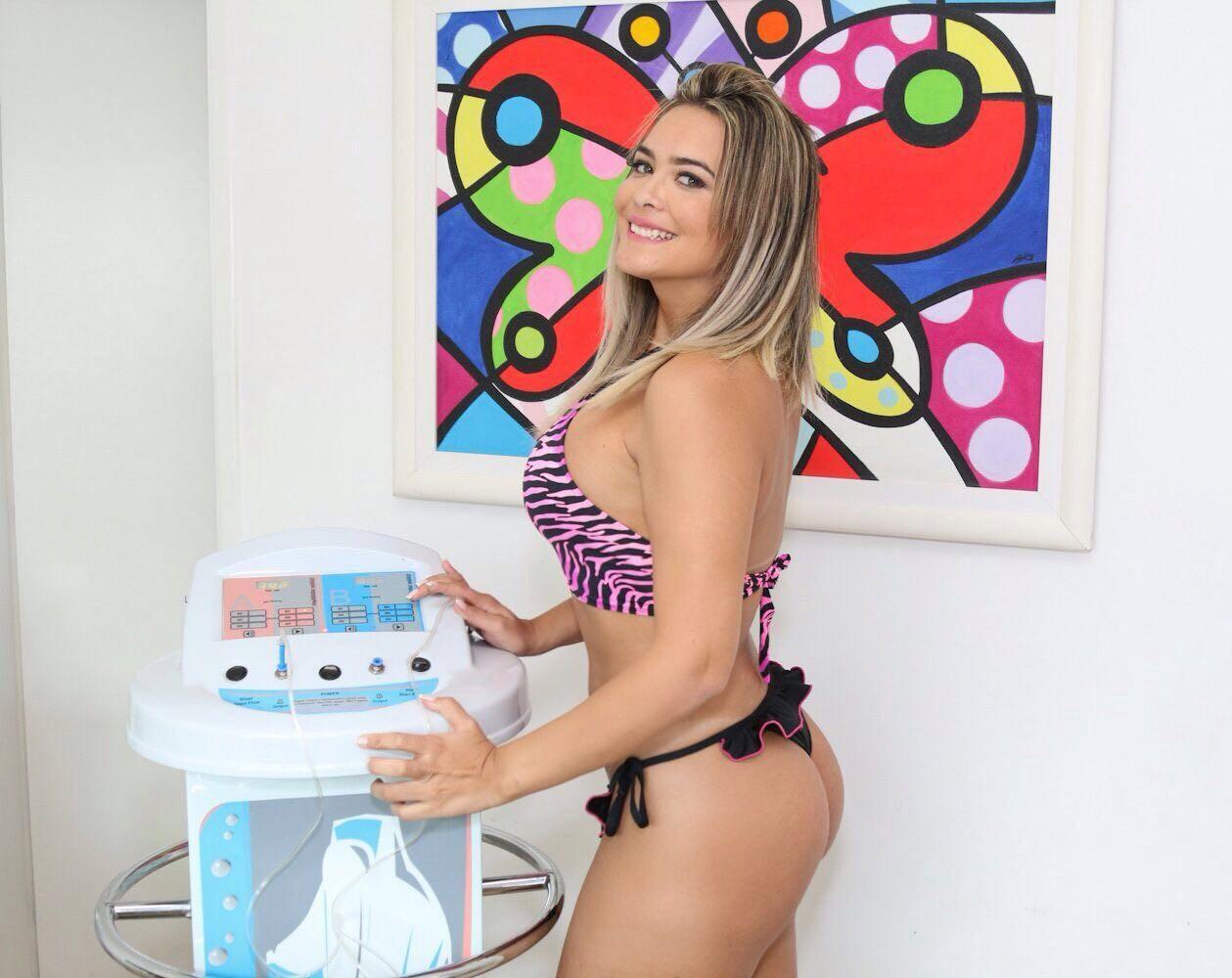 Geisy Arruda (Foto: Divulgação/Agência Fio Condutor)