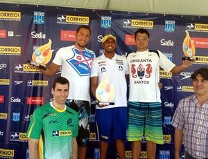 Allan do Carmo vence IV do Brasileiro de Maratonas Aquáticas (Foto: Divulgação)