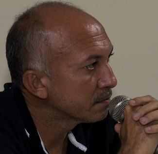 Warton Lacerda, presidente do Altos, julgamento  (Foto: TV Clube)