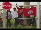 Movimentos sociais continuam ocupando Conab em Uberlândia