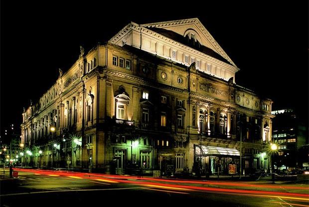 Teatro Colón organiza concertos gratuitos (Foto: Prefeitura de Buenos Aires/Divulgação)