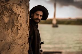 Julio Machado em cena da novela Velho Chico (Foto: Caiuá Franco/Globo)