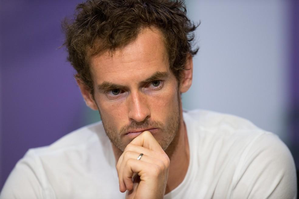 Resultado de imagem para Murray corrige jornalista e      protagoniza novo episódio contra      sexismo no esporte