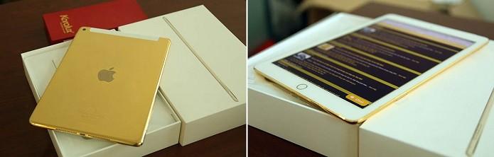 iPad Air de ouro custa menos de R$ 3 mil no Vietnã (Foto: Divulgação)
