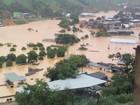 Chuva deixa 99 cidades em situação de emergência em Minas Gerais