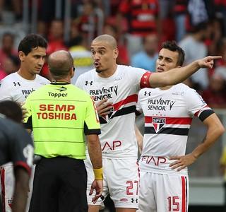 Maicon São Paulo (Foto: Rubens Chiri - site oficial do São Paulo FC)
