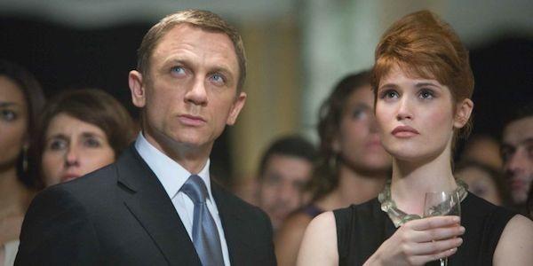 A atriz Gemma Arterton em 007 - Quantum of Solace  (Foto: Reprodução)