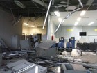 Explosões em bancos assustam  população do interior de Sergipe