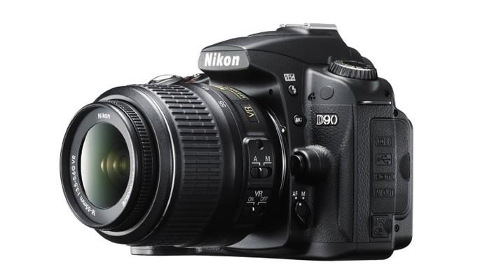 Prática e extremamente eficiente, a D90 foi um dos grandes sucessos da Nikon (Foto: Divulgação/Nikon)