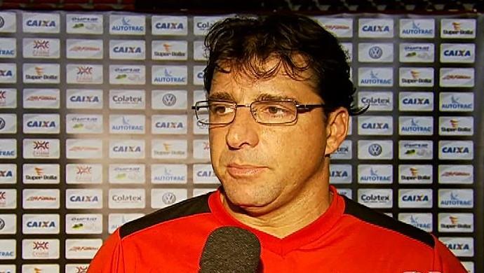 Marcelo Martelotte - Atlético-GO (Foto: Reprodução / EPTV)