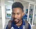"""De volta ao ES, capixaba Rhayner revela desejo da mãe:""""Ela quer um gol"""""""