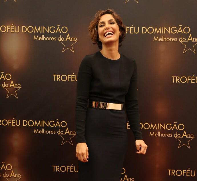 Camila Pitanga (Foto: Carol Caminha/Gshow)