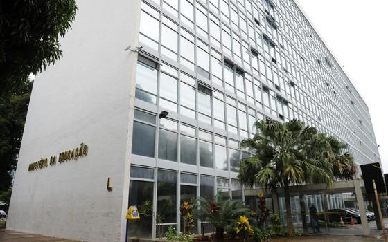 Ministério da Educação (Foto: Agência Senado)