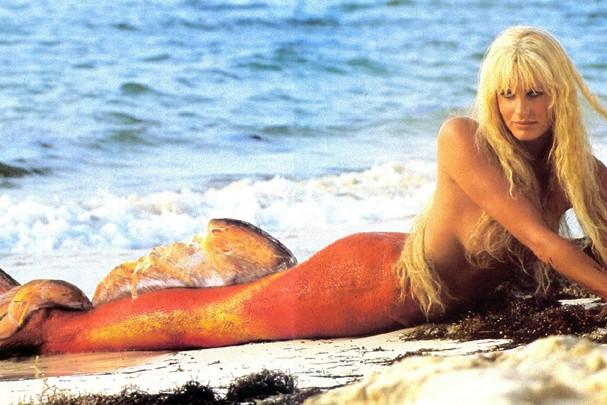 """Cena do filme """"Splash – Uma Sereia em Minha Vida"""" (Foto: Reprodução)"""