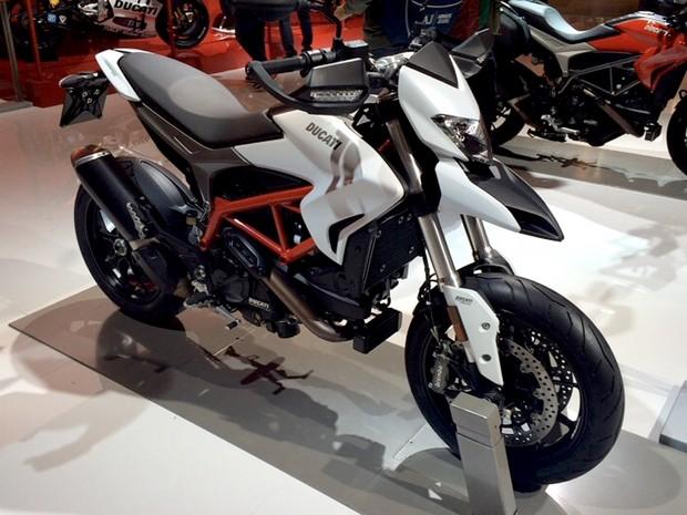 Ducati Hypermotard 939 (Foto: Rafael Miotto/G1)