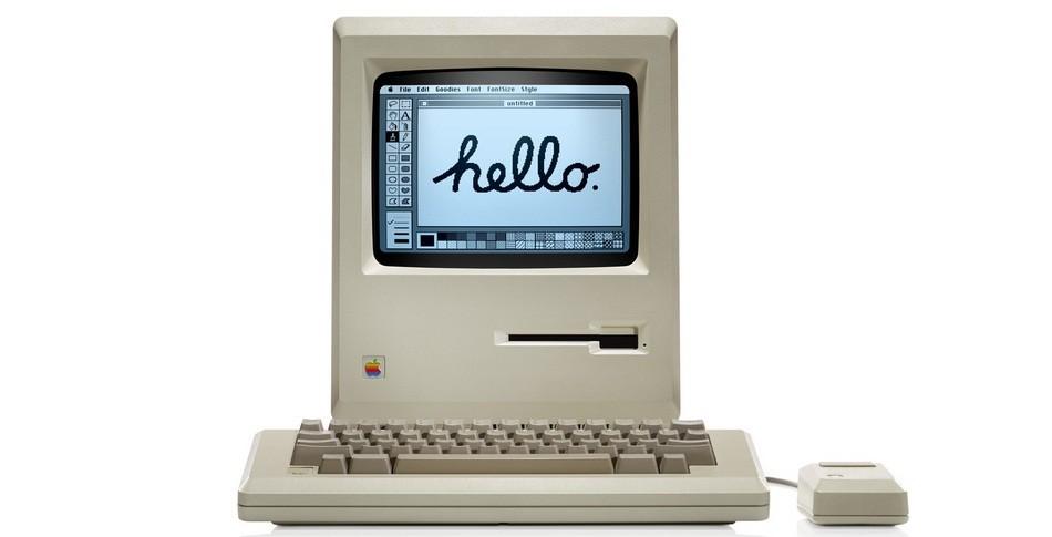 Primeiro computador pessoal a popularizar a interface gráfica (Foto: Reprodução)