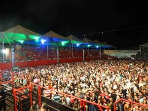 Pré Carnaval será no Parque de Exposições de Cláudio (Foto: Darley Lopes/Divulgação)