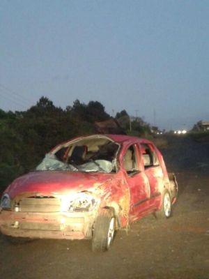 Acidente foi na ERS-118, em Gravataí (RS) (Foto: Brigada Militar/Divulgação)