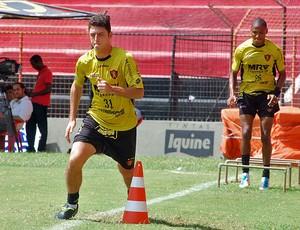 felipe menezes sport (Foto: Aldo Carneiro / Pernambuco Press)
