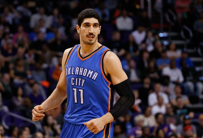 Enes Kanter, Oklahoma City Thunder (Foto: Getty Images)