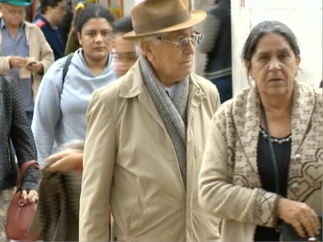 Cresce o número de eleitores idosos em Presidente Prudente (Foto: Reprodução/TV Fronteira)
