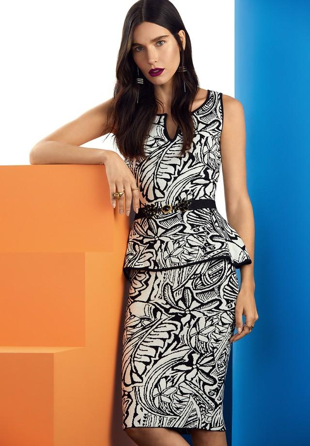 C&A recebe coleção de GIG Couture (Foto: Divulgação)