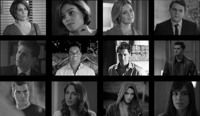 Quem matou Murilo? (Foto: TV Globo)