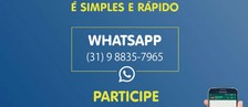 Inter TV dos Vales disponibiliza whatsapp para vídeos e fotos (Arte Inter TV)