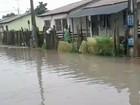 Chuva no ES causa alagamentos em cidades da Grande Vitória