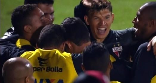 outro time (Reprodução/TV Anhanguera)