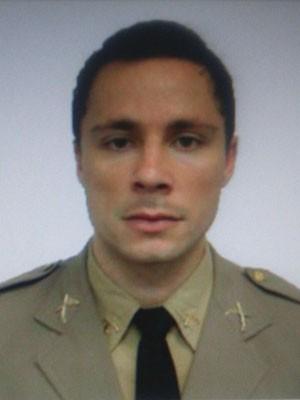 Soldado Luiz Carlos Gomes da Silva Filho foi morto com três disparos (Foto: Brigada Militar/Divulgação)