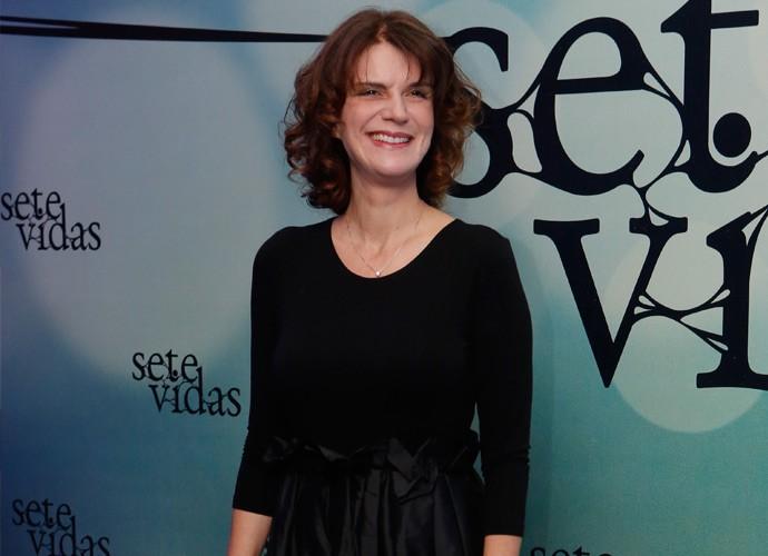 Lícia Manzo comenta maior desafio enfrentado ao escrever Sete Vidas (Foto: Felipe Monteiro/Gshow)
