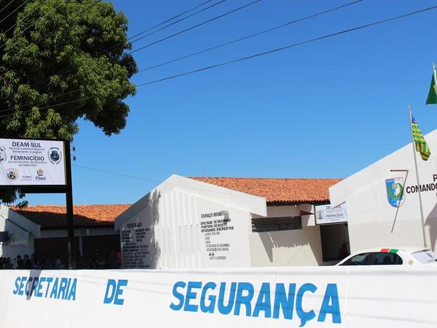 Deam Sul vai atender às mulheres de 24 bairros vítimas de agressão (Foto: Beto Marques/G1)