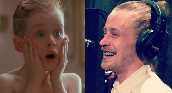 Alguém esqueceu de Macaulay Culkin? (Foto: Getty Images / Reprodução)