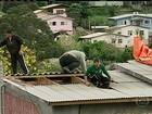 Chuva de granizo destelha mais de  3 mil casas no Rio Grande do Sul