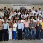 Emprega Mogi entrega certificados do Time do Emprego para 58 jovens da Amoa