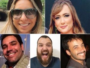 Os concorrentes do Jogo de Panelas XI (Foto: Mais Você / TV Globo)