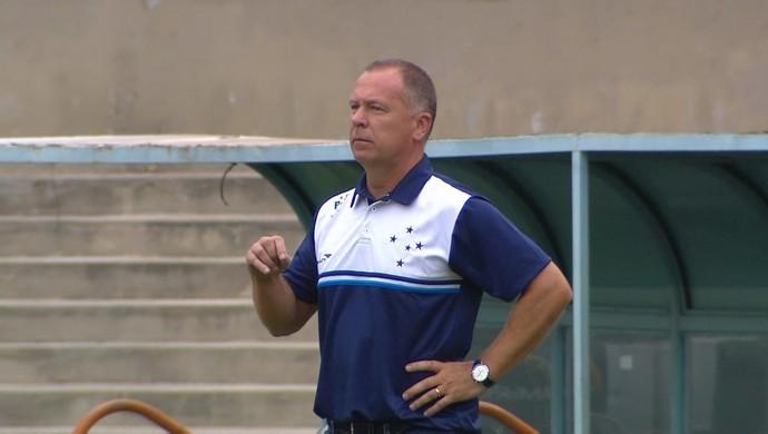 Mano Menezes; Cruzeiro (Foto: Reprodução/Premiere)