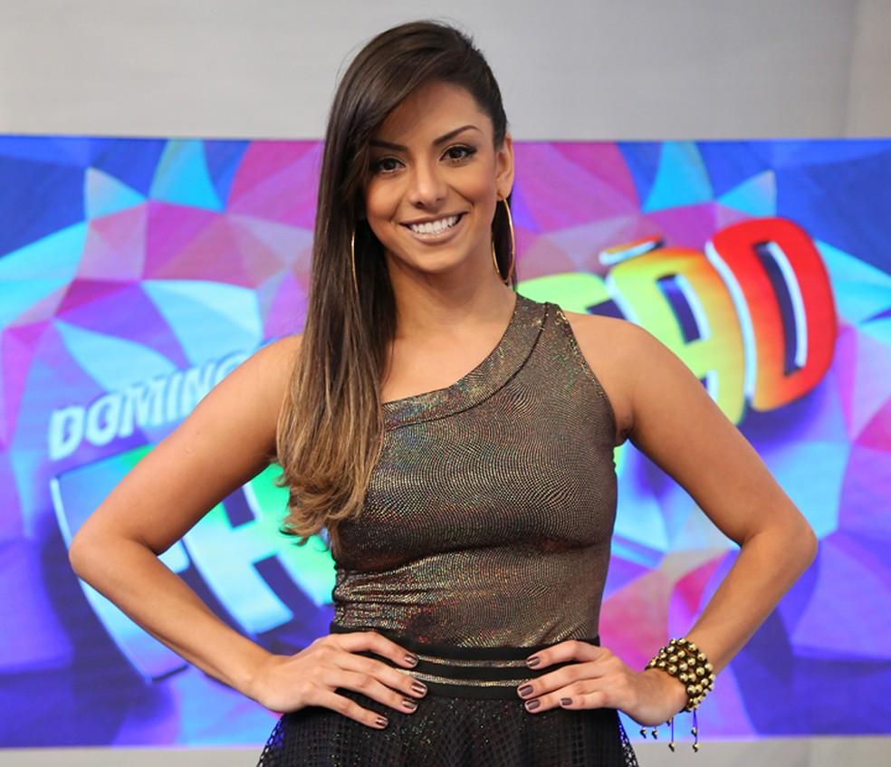 Tainá Grando, além de dançar muito, é coreógrafa (Foto: Carol Caminha / Gshow)