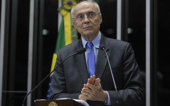 O senador Eduardo Suplicy (Foto: Moreira Mariz/Agência Senado)