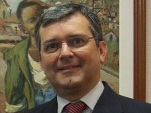 Juiz da Vara da Infância e da Juventude do DF, Renato Rodovalho Scussel (Foto: Arquivo Pessoal)