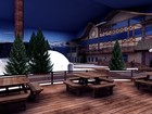 Parque em construção no RS promete charme europeu e neve o ano todo