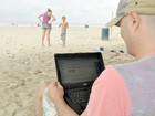 Serviço de internet sem fio gratuita é interrompido nas praias do Paraná