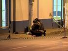 Após fechar rua, polícia encontra lixo em sacola suspeita em Juiz de Fora