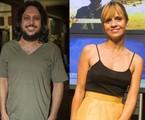 Lucio Mauro Filho e Renata Gaspar | TV Globo
