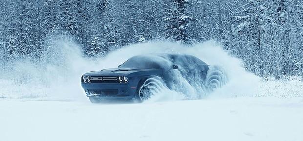 Dodge Challenger GT (Foto: Divulgação)
